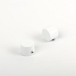Заглушки Delfa Комплект заглушек Кап, белый пиано, диаметр 19 мм пустырника настойка 25мл фл кап