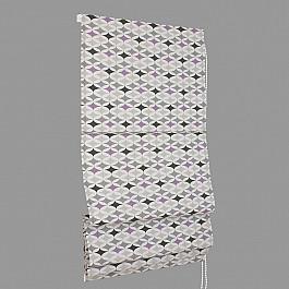 Римские шторы ШтораНаДом Римская штора Izumi Coord HP, серый (gris) 70, ширина 43 см телевизор izumi 15
