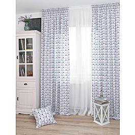 Шторы для комнаты Дельфа Шторы Izumi Coord-70, серый (gris), 180*250 см телевизор izumi 15