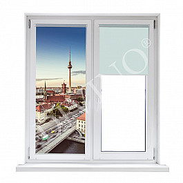 Шторы рулонные Divino DelDecor Рулонная штора лен Берлин, 43 см шторы рулонные divino deldecor рулонная штора лен берлин 43 см