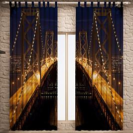 Фотоштора DrDeco Фотошторы Мост каинов мост