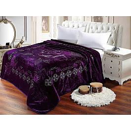 Плед Tango Плед Scheherazade фиолетовый, 200*220 см плед tango arcobaleno цвет желтый 200 х 220 см
