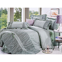 Постельное белье Tango КПБ Сатин Прованс дизайн 998 (1.5 спальный) 998