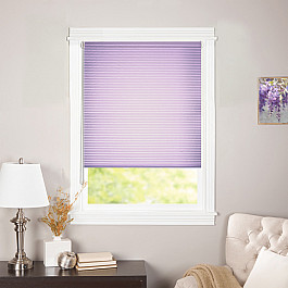 Шторы рулонные Эскар Рулонная штора Райли, фиолетовый, 90 см светло фиолетовый 90