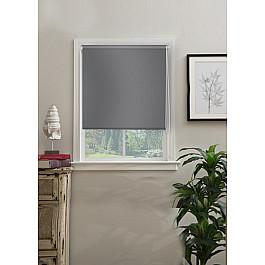 Шторы рулонные Эскар Рулонная штора Blackout, серый, 43 см мини штора рулонная blackout 120х150 см цвет медовый