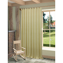 Шторы для комнаты Sanpa Шторы Этна, светло-бежевый, 200*270 см шторы sanpa классические шторы миа цвет светло серый