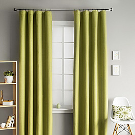 Шторы для комнаты Molly Комплект штор Мерлин Зеленый, 200*270 см цена