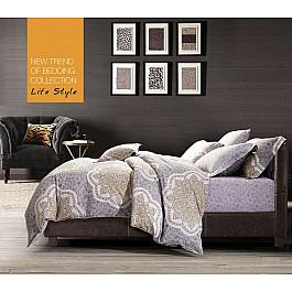 цена Постельное белье Tango КПБ Сатин дизайн 666 (2 спальный) онлайн в 2017 году