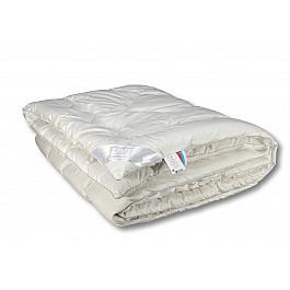 """Одеяло """"Кашемир"""", теплое, молочный, 172*205 см"""