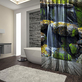 Штора для ванной V70013