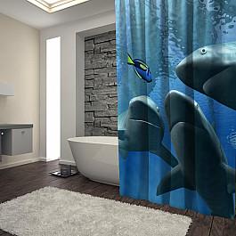 Штора для ванной V70012