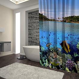 Штора для ванной V70019
