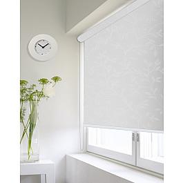 Фото - Шторы рулонные ролло Идея Рулонная штора ролло lux Etamin веточка, крем, 80 см etamin