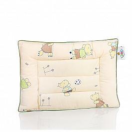 """Подушка для малышей """"Наша умничка"""", искусственный лебяжий пух, 28*40 см"""