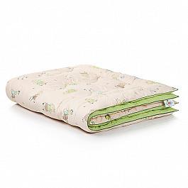 """Одеяло всесезонное """"Наша умничка"""", искусственный лебяжий пух, 110*140 см"""