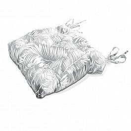 Подушка для сидения Kauffort Подушка на стул Grey Palma, дизайн 140 dg home стул overture grey