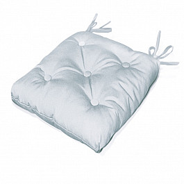 Подушка для сидения Kauffort Подушка на стул Grey, дизайн 140 dg home стул overture grey