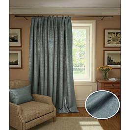 Шторы для комнаты Kauffort Шторы Plain Lux-SH, дизайн 647, 250*280 см black sexy lace up design plain halter sleeveless crop top