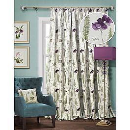 Шторы для комнаты Kauffort Шторы на тесьме Botany-XL, дизайн 276 200pcs mixed botany