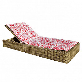 цена Подушка для сидения Kauffort Подушка на шезлонг