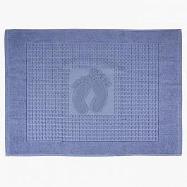 Коврик для ванной Arya Коврик для ванной Arya Winter Soft, голубой, 50*70 см коврик для ванной white fox relax волна цвет синий 50 х 70 см