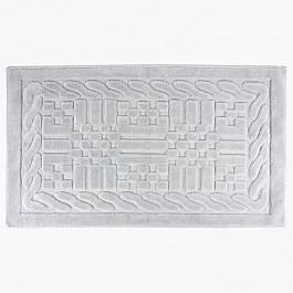 Коврик для ванной Arya Коврик для ванной Arya Berceste, серый, 70*120 см цена и фото