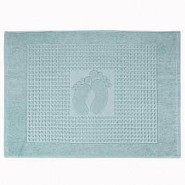 Коврик для ванной Arya Коврик для ванной Arya Winter Soft, аква, 50*70 см коврик для ванной white fox relax волна цвет синий 50 х 70 см