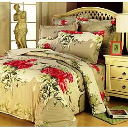 цена Постельное белье СайлиД Комплект постельного белья B-45-p (1.5 спальный) онлайн в 2017 году