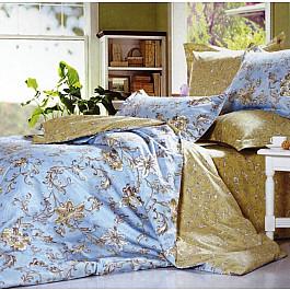 цена Постельное белье СайлиД Комплект постельного белья B-144-p (1.5 спальный) онлайн в 2017 году