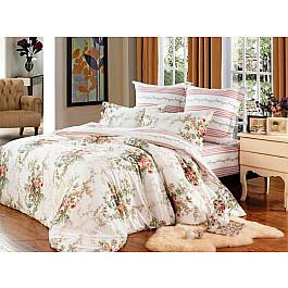 цена Постельное белье СайлиД Комплект постельного белья B-120-p (1.5 спальный) онлайн в 2017 году