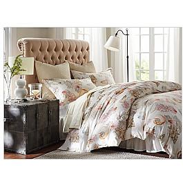 цена Постельное белье Valtery Комплект постельного белья C-171-p (1.5 спальный) онлайн в 2017 году