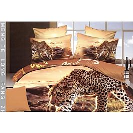 цена Постельное белье Famille Комплект постельного белья RS-140-e2 (Евро, 2 наволочки) онлайн в 2017 году