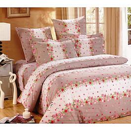 Постельное белье СайлиД Комплект постельного белья A-142-d (2 спальный)
