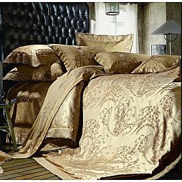 цена Постельное белье Famille Комплект постельного белья TJ-11-d (2 спальный) онлайн в 2017 году