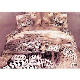 Постельное белье Famille Комплект постельного белья RS-76-e4 (Евро, 4 наволочки) asabella комплект постельного белья asabella евро 4 предмета белоснежный кружево eaibxtl