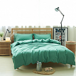 Постельное белье Valtery Комплект постельного белья LE-09-e (Евро) цена