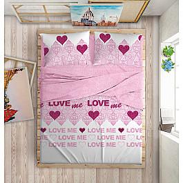 Постельное белье Love me КПБ Love Me Dreamcatcher на пуговицах (Евро) постельное белье евро love me love me lo046juerze1