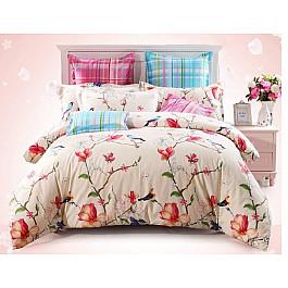 Постельное белье Valtery Комплект постельного белья CL-173-e (Евро) цены онлайн