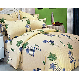цена Постельное белье СайлиД Комплект постельного белья A-1-p (1.5 спальный) онлайн в 2017 году