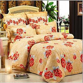 цена Постельное белье СайлиД Комплект постельного белья B-73-p (1.5 спальный) онлайн в 2017 году