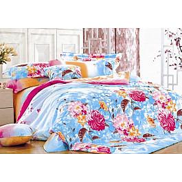 Постельное белье Valtery Комплект постельного белья C-210-e (Евро) цены онлайн