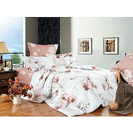 цена Постельное белье СайлиД Комплект постельного белья B-109-p (1.5 спальный) онлайн в 2017 году