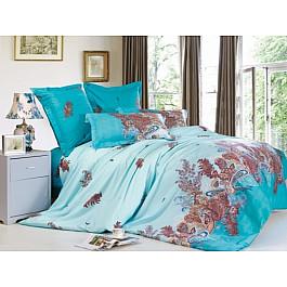 цена Постельное белье СайлиД Комплект постельного белья B-140-p (1.5 спальный) онлайн в 2017 году
