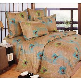 цена Постельное белье СайлиД Комплект постельного белья A-144-e (Евро) онлайн в 2017 году