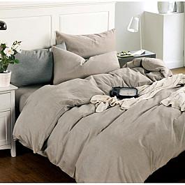 Постельное белье Valtery Комплект постельного белья LE-01-p (1.5 спальный) комплект постельного белья полутораспальный valtery ls 02