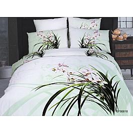 Постельное белье Famille Комплект постельного белья RS-32-e4 (Евро, 4 наволочки) asabella комплект постельного белья asabella евро 4 предмета белоснежный кружево eaibxtl