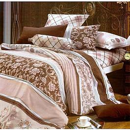 цена Постельное белье СайлиД Комплект постельного белья B-96-p (1.5 спальный) онлайн в 2017 году