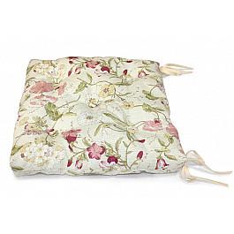 Подушка для сидения Kauffort Подушка на стул Narciso, розовый стул для кормления алекс розовый стд0106
