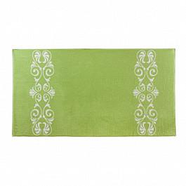 Полотенца Нордтекс Полотенце Aquarelle Шарлиз, белый, травяной, 70*140 см полотенце aquarelle стамбул цвет белый травяной 70 х 140