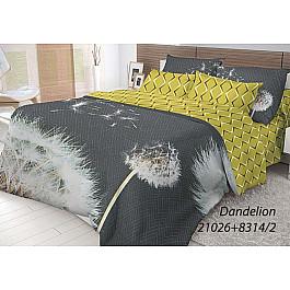 Постельное белье Волшебная ночь КПБ Волшебная ночь Ранфорс Dandelion с наволочками 70*70 (2 спальный) постельное белье 2 спальное волшебная ночь волшебная ночь vo012judhdw1